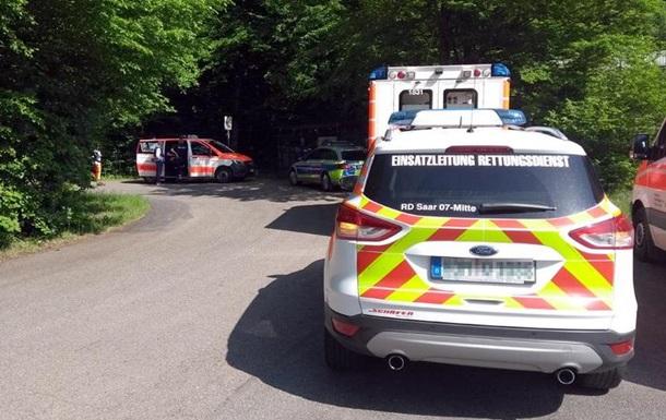 В Германии неизвестный открыл стрельбу по прохожим, есть жертвы