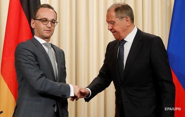 В Германии заявили о прогрессе в отношениях с РФ