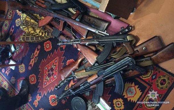 В Запорожье ликвидировали оружейную мастерскую