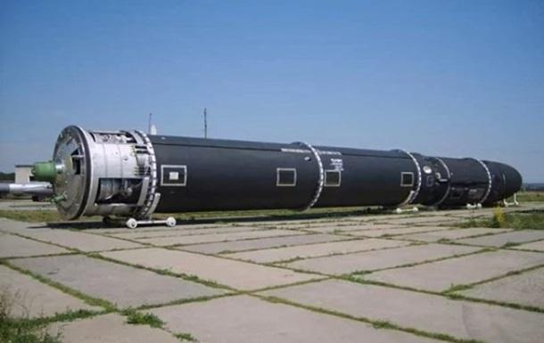 Росія може відновити пуски ракет Сатана без участі України - ЗМІ
