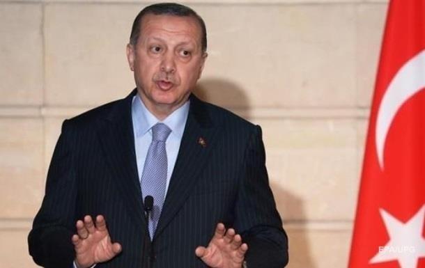 Разведка узнала о возможном покушении на Эрдогана − СМИ