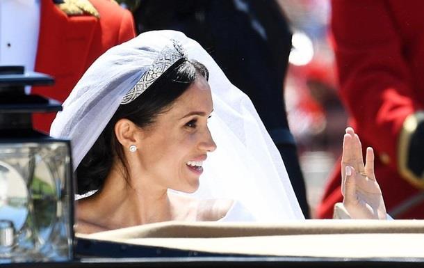 Принц Гаррі подарував Меган Маркл каблучку Діани
