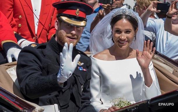 Названа стоимость свадьбы принца Гарри и Меган Маркл