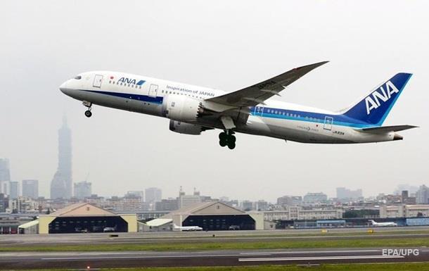 В Токио задымился самолет с пассажирами, есть пострадавшие