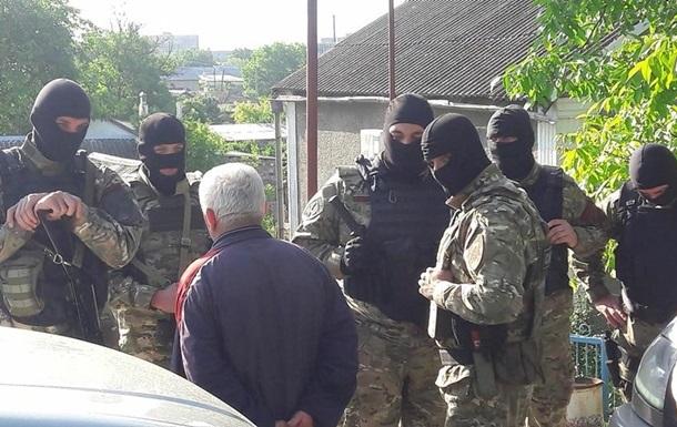 В Крыму задержали двух украинцев за  терроризм