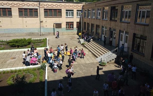 У Миколаєві зі школи евакуювали 400 учнів