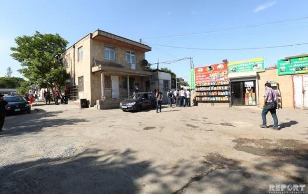 В Баку прогремел взрыв в кафе, есть жертвы