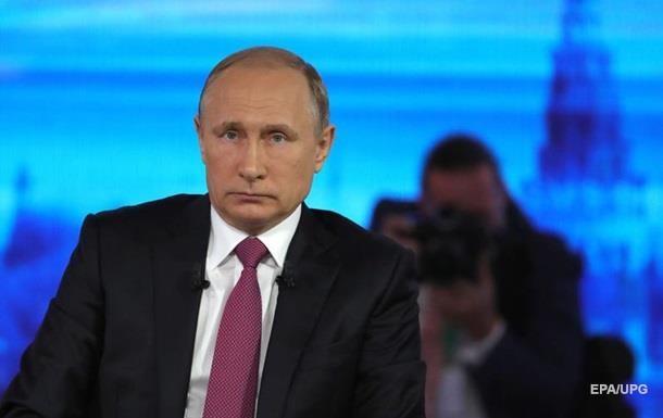 Прямую линию  с Путиным хотят провести без зрителей - СМИ