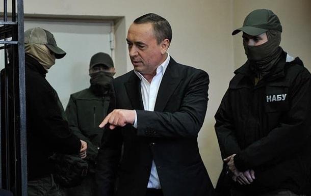 Экс-депутату Мартыненко вручили обвинительный акт