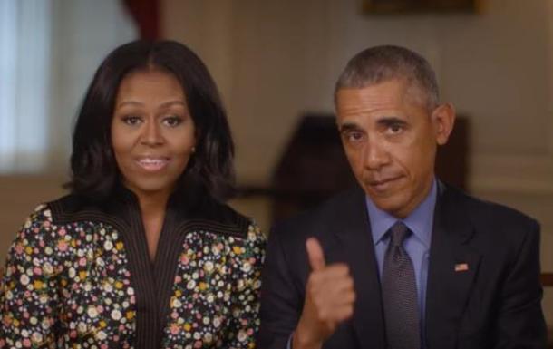 Барак и Мишель Обама подписали договор с Netflix