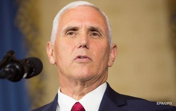 США не исключали военный вариант против Северной Кореи − Пенс
