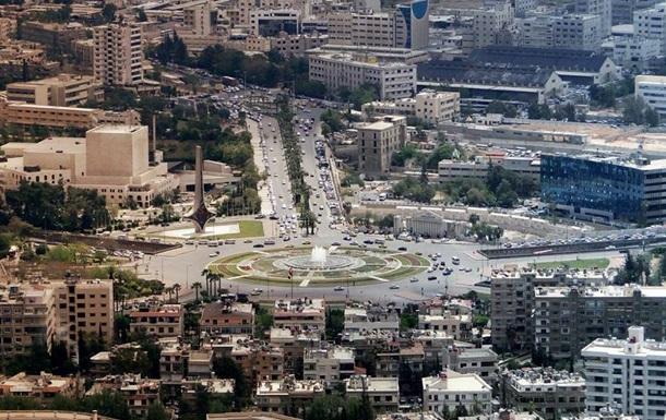 В Сирии завершилась битва за Дамаск