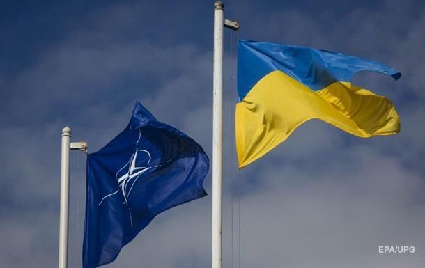 Более 40% украинцев поддерживают вступление Украины в НАТО
