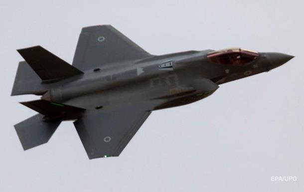 Ізраїль заявив про перше в історії бойове застосування літаків F-35