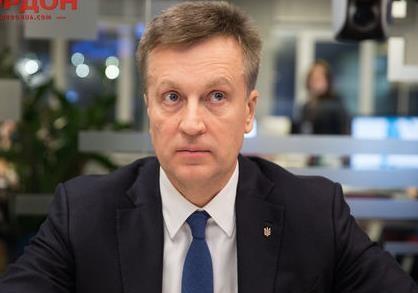 Як Наливайченко «розблоковував» Луганське управління СБУ