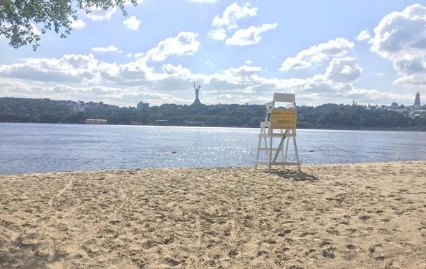 Чи готова столиця приймати відпочиваючих на березі Дніпра?