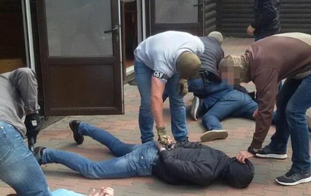 Под Киевом задержали банду рэкетиров с Северного Кавказа