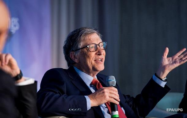 Билл Гейтс порекомендовал список книжек налето