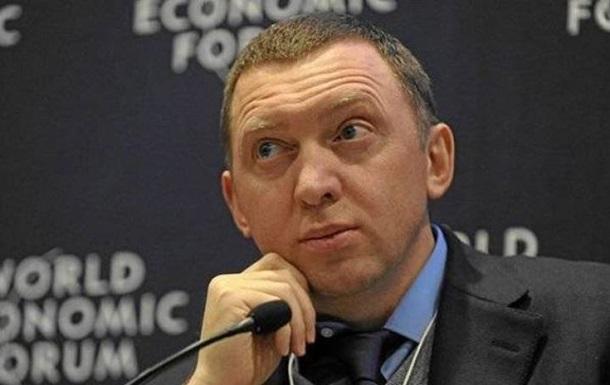 Найбільший банк РФ припинив співпрацю з Дерипаскою через санкції