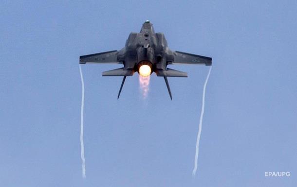 Символ мощи США. F-35 впервые испытали в бою