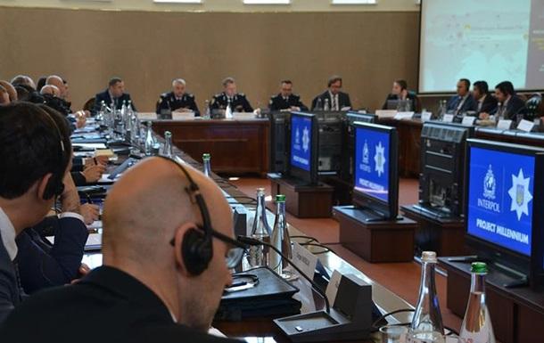 Во Львове проходит заседание Интерпола с участием 43 стран