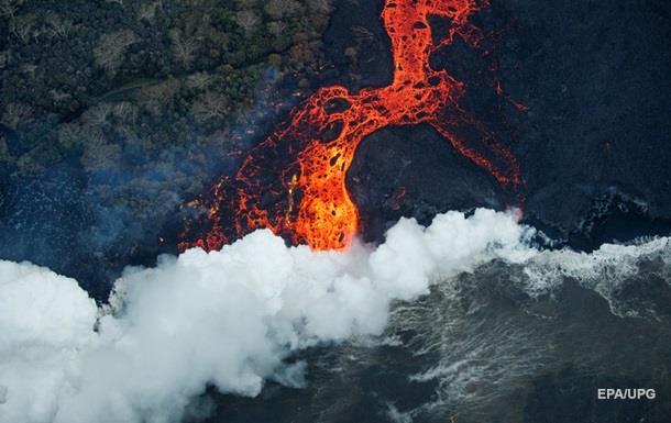 Извержение на Гавайях: лава приблизилась к электростанции