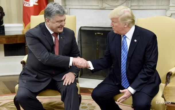 Адвокат Трампа отрицает получение денег за подготовку встречи для Порошенко