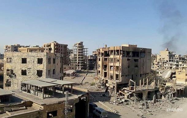 Коалиция атаковала позиции сирийской армии − СМИ
