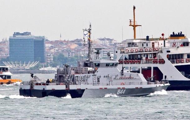 Россия отправила противодиверсионный корабль в Сирию