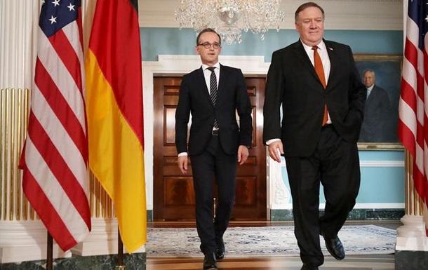 США та Європа далекі від компромісу щодо Ірану - Маас