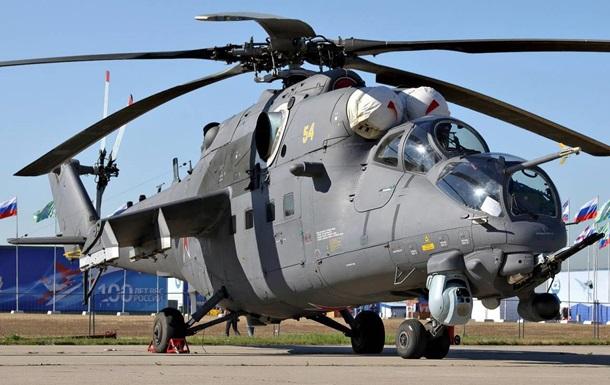 Казахстан закупить у Росії бойові вертольоти
