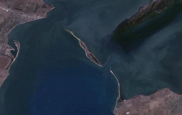 Росія включила у свою власність український острів Тузла