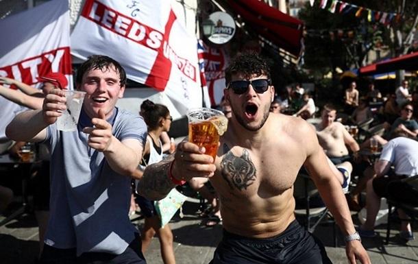 ВКиеве напали нафанатов «Ливерпуля» перед концом Лиги чемпионов УЕФА