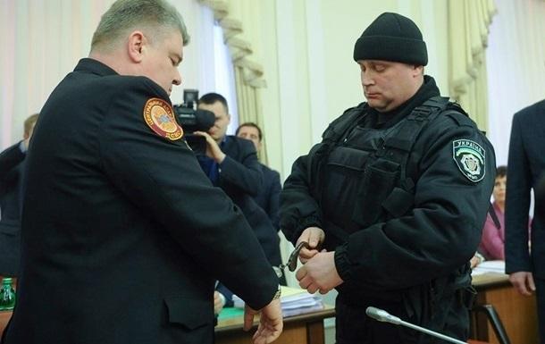 Задержанный на заседании Кабмина Замглавы ГСЧС восстановился на работе