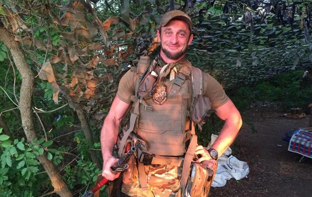 На Донбасі в рядах ЗСУ воює особистий охоронець Мотороли - журналіст