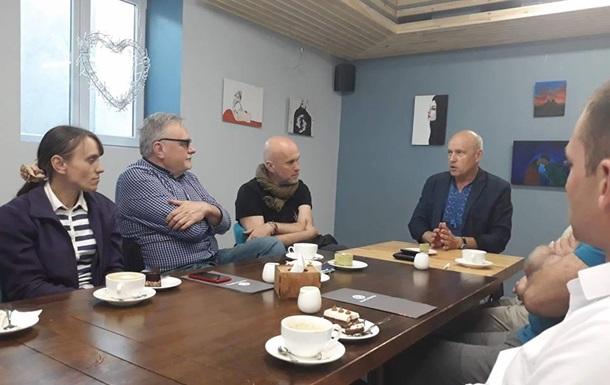 Тернополяни обговорили як впливати на процес прийняття рішень в Україні