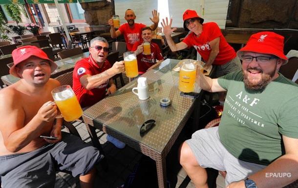 Фан-городок на Крещатике: пиво - 60 грн, мороженое - 100