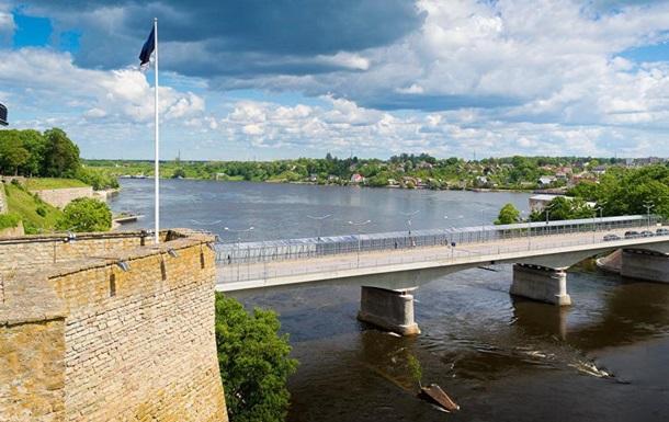 Естонія демаркувала кордон з РФ на озерах