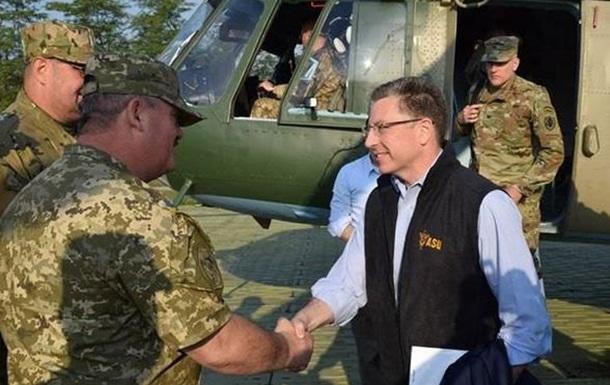 Визит Волкера в Украину дает свои плоды
