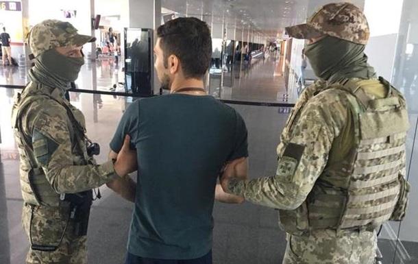 У Борисполі затримали іранця, який заявив, що він терорист