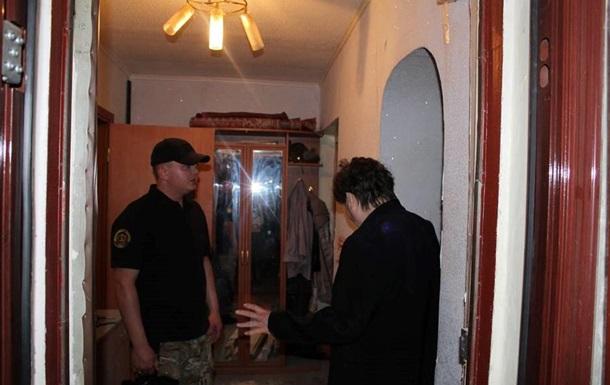 В Торецьку снаряд потрапив у житловий будинок