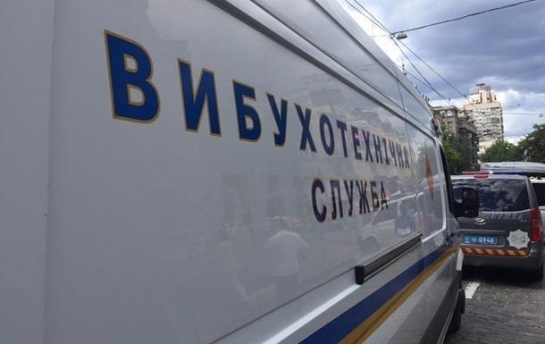 В Киеве  минировали  два стадиона - СМИ