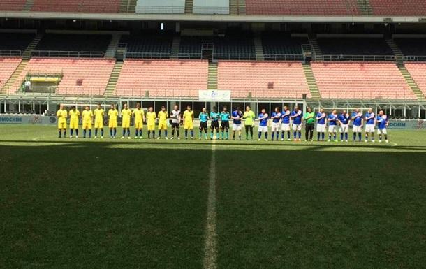 Украинцы выиграли первый чемпионат Европы по футболу среди священников
