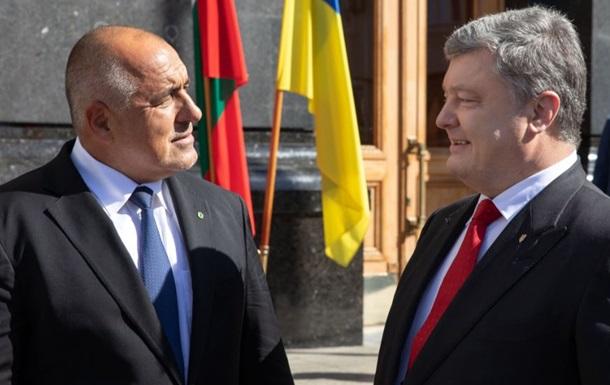 Украина и Болгария построят транспортный коридор