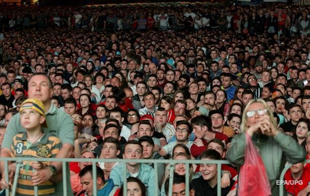 Возле НСК Олимпийский в Киеве задержали 18 человек
