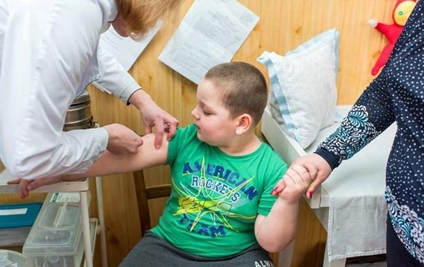 В Украине прогнозируется рост заболеваемости корью