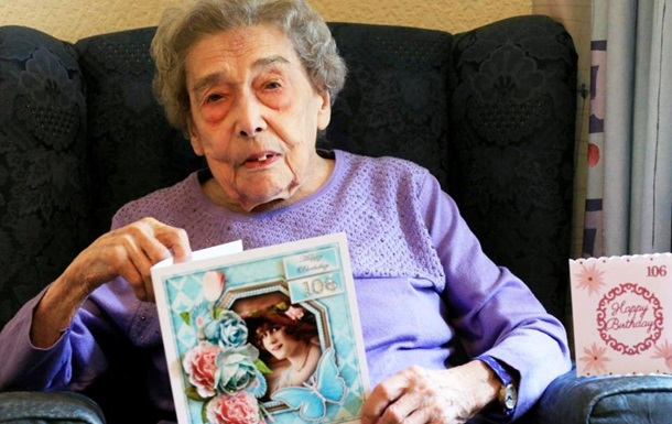 Британка назвала отказ от мужчин причиной своего долголетия