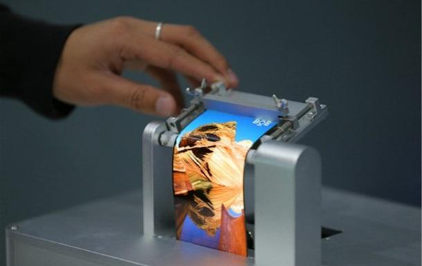 Huawei готовит первый в мире гибкий смартфон - СМИ