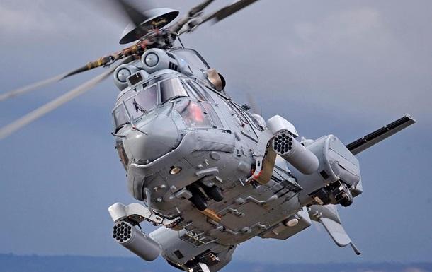 Україна отримає від Франції в цьому році чотири вертольоти - Аваков