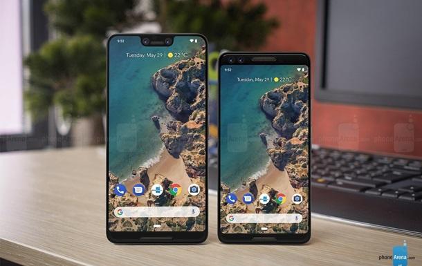 Опубликован рендер с новыми смартфонами Pixel